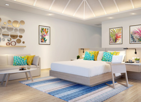 Hotelzimmer mit Fitness im NOVA Maldives