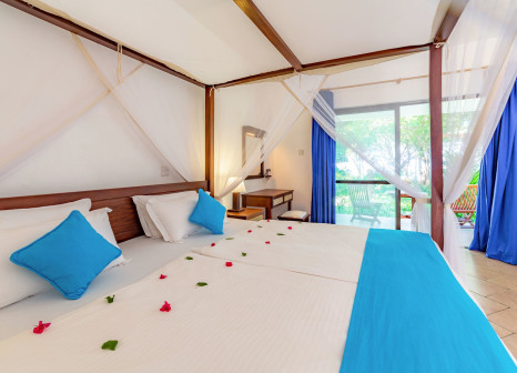 Hotelzimmer mit Volleyball im Diani Sea Lodge