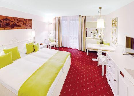 Hotelzimmer mit Volleyball im Das Ludwig Fit.Vital.Aktiv.Hotel
