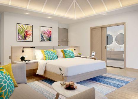 Hotelzimmer mit Tischtennis im NOVA Maldives