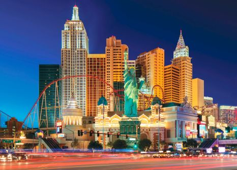 New York New York Las Vegas Hotel & Casino in Nevada - Bild von FTI Touristik