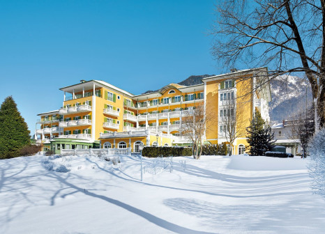 Hotel Das Alpenhaus Gasteinertal günstig bei weg.de buchen - Bild von FTI Touristik