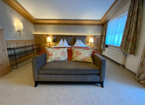Hotelzimmer mit Tennis im Tirolerhof