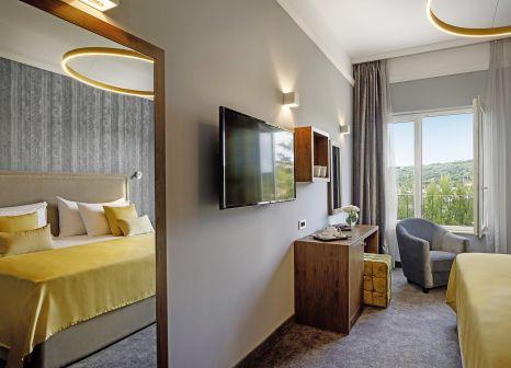 Hotelzimmer mit Tischtennis im Valamar Collection Imperial Hotel