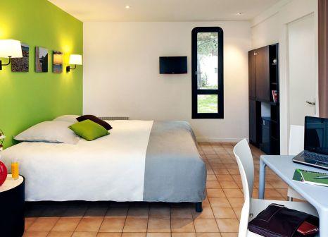 Hotelzimmer mit Mountainbike im La Grande Motte Club Presqu'ile du Ponant