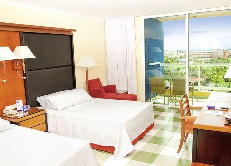 Hotelzimmer mit Volleyball im Barceló Solymar