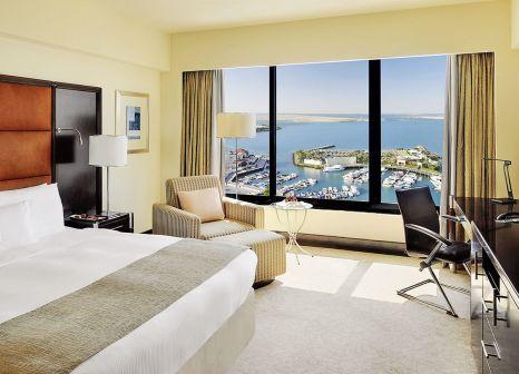 Hotelzimmer mit Fitness im InterContinental Abu Dhabi