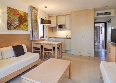 Hotelzimmer mit Volleyball im Hipotels Mediterráneo Club