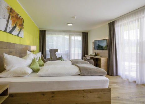 Hotelzimmer mit Aerobic im Das Sieben