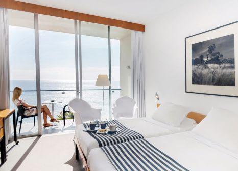 Hotelzimmer mit Mountainbike im Estalagem Ponta Do Sol