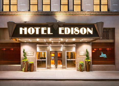 Hotel Edison New York günstig bei weg.de buchen - Bild von FTI Touristik