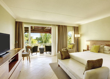 Hotelzimmer mit Mountainbike im Outrigger Mauritius Beach Resort