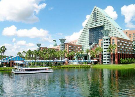 Walt Disney World Dolphin Hotel günstig bei weg.de buchen - Bild von airtours