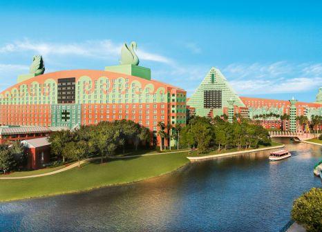 Walt Disney World Dolphin Hotel in Florida - Bild von airtours