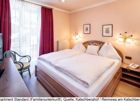 Hotelzimmer mit Fitness im Katschberghof