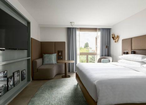 Hotelzimmer mit Aerobic im Marriott Amsterdam