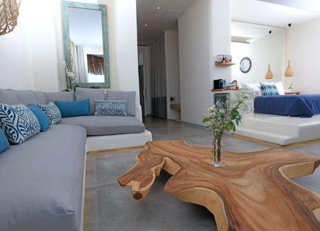 Hotelzimmer mit Yoga im Design Plus Seya Beach Hotel