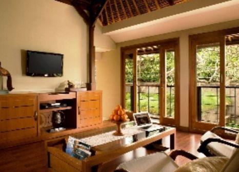 Hotelzimmer mit Fitness im Kamandalu Resort & Spa