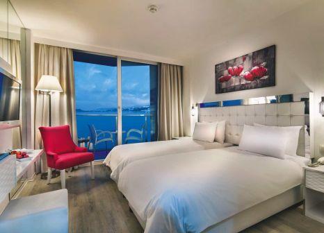 Hotelzimmer mit Volleyball im Le Bleu Hotel & Resort Kusadasi