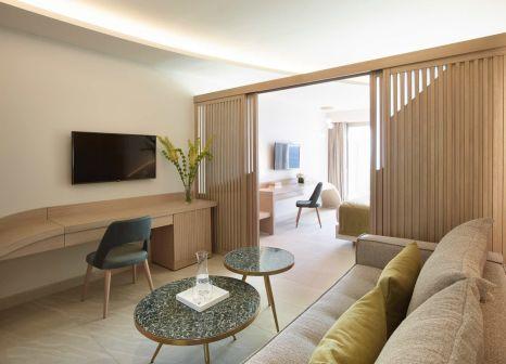 Hotelzimmer mit Yoga im Mayia Exclusive Resort & Spa