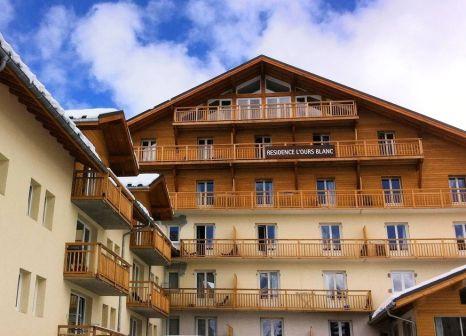 Hotel Résidence L'Ours Blanc in Französische Alpen - Bild von Snowtrex