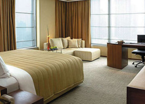 Hotelzimmer mit Animationsprogramm im Traders Hotel Kuala Lumpur