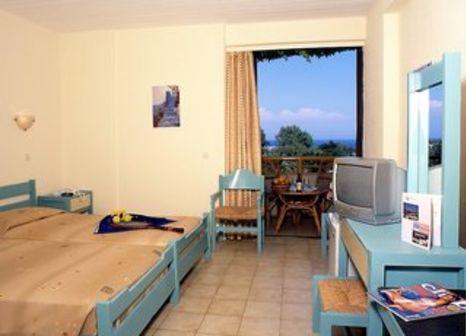 Hotelzimmer mit Tischtennis im Euroxenia Kalithea Sun & Sky