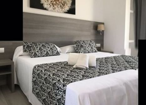 Hotelzimmer mit Golf im Apartamentos Playa Ferrera