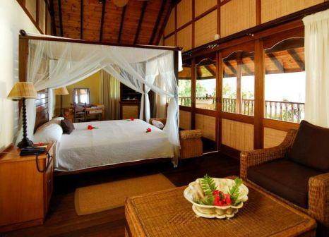 Hotelzimmer mit Tischtennis im Cerf Island Resort