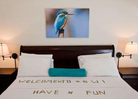 Hotelzimmer mit Tischtennis im Blue Waters Inn