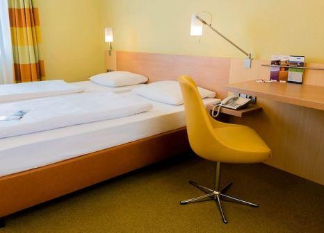Hotelzimmer mit Friseur im acomhotel münchen-haar