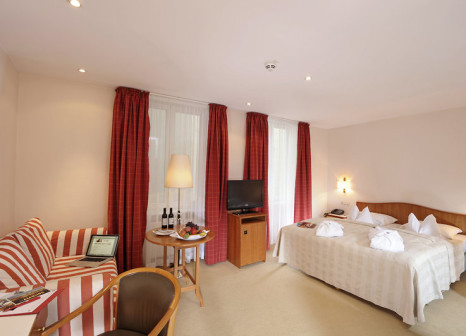 Hotelzimmer mit Kinderbetreuung im Privathotel Baseler Hof