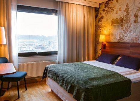 Hotelzimmer mit Tischtennis im Scandic Backadal