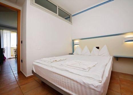 Hotelzimmer mit Volleyball im Del Mar Aparthotel
