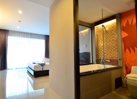 Hotelzimmer mit Pool im Chaweng Noi Pool Villa
