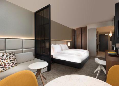 Hotelzimmer mit Sauna im Adina Apartment Hotel Frankfurt Westend