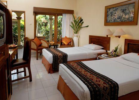 Hotelzimmer mit Mountainbike im Diwangkara Beach Hotel & Resort