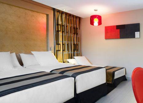 Hotelzimmer mit Tennis im Meliá Sevilla
