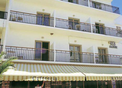 Hotel Hostal Mayol in Ibiza - Bild von Travelix