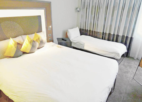 Hotelzimmer mit Aerobic im Novotel London Tower Bridge
