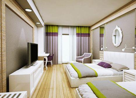 Hotelzimmer mit Yoga im Port Nature Luxury Hotel & Spa
