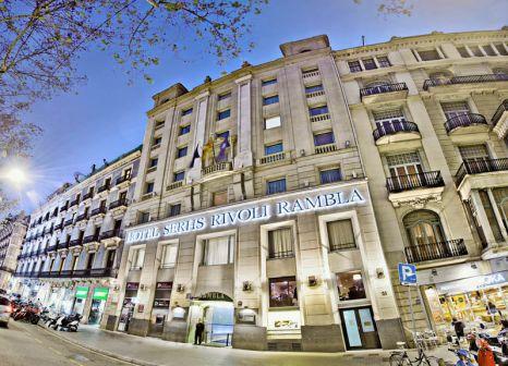 Hotel Serhs Rivoli Rambla günstig bei weg.de buchen - Bild von Travelix