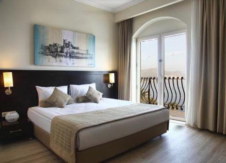 Hotelzimmer mit Volleyball im Yasmin Bodrum Resort