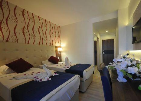 Hotelzimmer mit Tischtennis im Kleopatra Micador