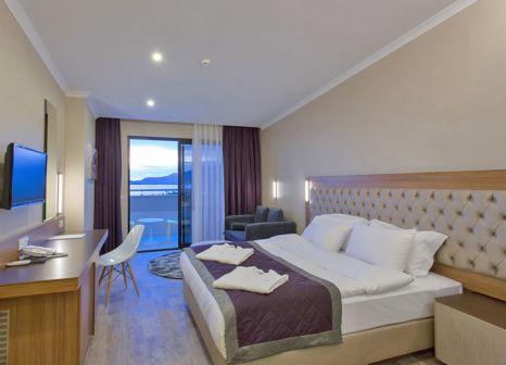 Hotelzimmer mit Tischtennis im Michell Hotel Spa Beach Club