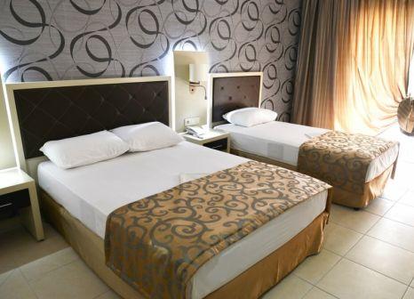 Hotelzimmer mit Volleyball im Asrin Beach