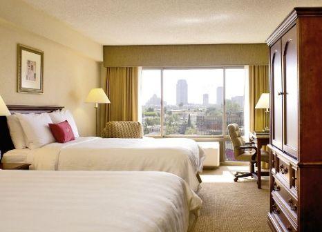 Hotelzimmer mit Tennis im Beverly Hills Marriott