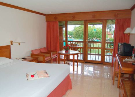 Hotelzimmer mit Golf im Inna Grand Bali Beach Hotel Resort & Spa