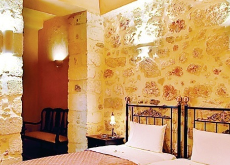 Hotelzimmer mit Clubs im Palazzino Di Corina