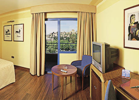 Hotelzimmer mit Tennis im Hotel MS Maestranza
